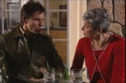 Chloe Lambert, Darcy Tyler in Neighbours Episode 4142