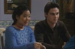 Lori Lee, Jack Scully in Neighbours Episode 4143