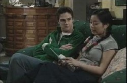 Jack Scully, Lori Lee in Neighbours Episode 4143