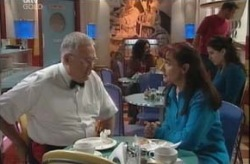 Harold Bishop, Susan Kennedy in Neighbours Episode 4144