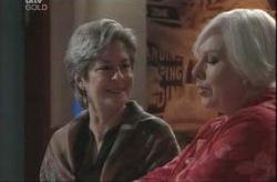 Ruby Dwyer, Rosie Hoyland in Neighbours Episode 4145