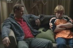 Boyd Hoyland, Max Hoyland in Neighbours Episode 4145