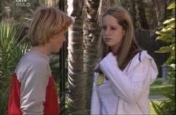 Boyd Hoyland, Heather Green in Neighbours Episode 4145