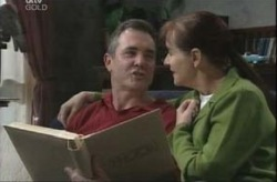 Karl Kennedy, Susan Kennedy in Neighbours Episode 4145