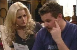 Dee Bliss, Toadie Rebecchi in Neighbours Episode 4148