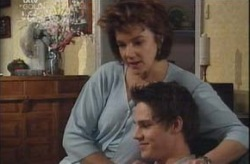 Lyn Scully, Jack Scully in Neighbours Episode 4149