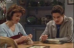 Lyn Scully, Jack Scully in Neighbours Episode 4150