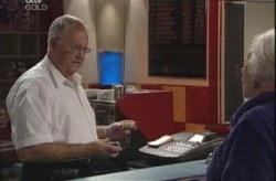 Harold Bishop in Neighbours Episode 4150