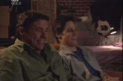 Joe Scully, Jack Scully in Neighbours Episode 4150