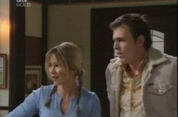 Steph Scully, Stuart Parker in Neighbours Episode 4151