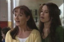Susan Kennedy, Libby Kennedy in Neighbours Episode 4151