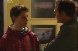 Daniel Clohesy, Max Hoyland in Neighbours Episode 4152