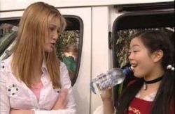 Lori Lee, Nina Tucker in Neighbours Episode 4152