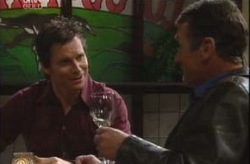 Darcy Tyler, Martin Cook in Neighbours Episode 4153