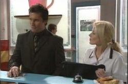Darcy Tyler, Dee Bliss in Neighbours Episode 4153