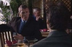 Martin Cook, Darcy Tyler in Neighbours Episode 4153