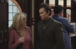 Dee Bliss, Darcy Tyler in Neighbours Episode 4153