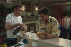 Karl Kennedy, Joe Scully in Neighbours Episode 4154