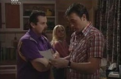 Toadie Rebecchi, Dee Bliss, Stuart Parker in Neighbours Episode 4154