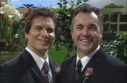 Darcy Tyler, Karl Kennedy in Neighbours Episode 4155