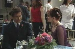 Darcy Tyler, Susan Kennedy in Neighbours Episode 4155