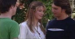 Jack Scully, Nina Tucker, Taj Coppin in Neighbours Episode 4173