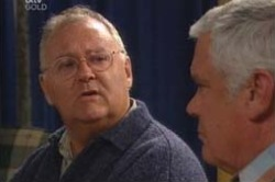 Harold Bishop, Lou Carpenter in Neighbours Episode 4179