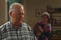 Harold Bishop, Ruby Dwyer in Neighbours Episode 4179