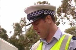 Officer Torpey in Neighbours Episode 4179