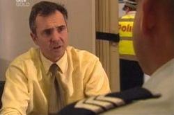 Karl Kennedy in Neighbours Episode 4180