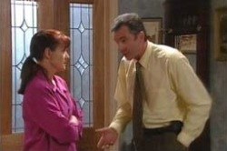 Susan Kennedy, Karl Kennedy in Neighbours Episode 4180