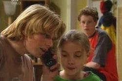 Boyd Hoyland, Summer Hoyland, Daniel Clohesy in Neighbours Episode 4180