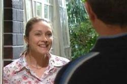 Joanne Blair, Max Hoyland in Neighbours Episode 4180