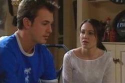 Libby Kennedy, Stuart Parker in Neighbours Episode 4180