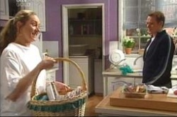 Joanne Blair, Max Hoyland in Neighbours Episode 4181