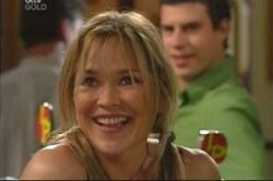 Alex Argenzio, Steph Scully in Neighbours Episode 4181