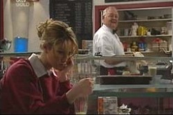 Nina Tucker, Harold Bishop in Neighbours Episode 4183