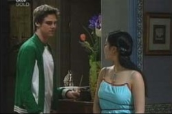 Jack Scully, Lori Lee in Neighbours Episode 4183