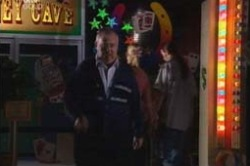 Harold Bishop in Neighbours Episode 4185