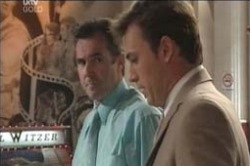 Karl Kennedy, Stuart Parker in Neighbours Episode 4186