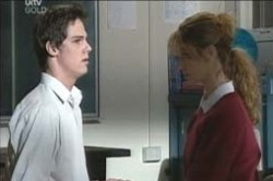 Jack Scully, Nina Tucker in Neighbours Episode 4186