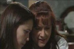 Libby Kennedy, Susan Kennedy in Neighbours Episode 4186
