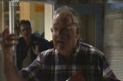 Harold Bishop in Neighbours Episode 4186
