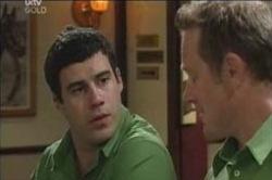 Alex Argenzio, Max Hoyland in Neighbours Episode 4187
