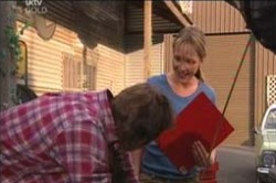 Stuart Parker, Steph Scully in Neighbours Episode 4187