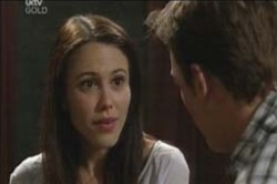 Libby Kennedy, Stuart Parker in Neighbours Episode 4187