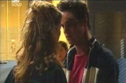 Nina Tucker, Jack Scully in Neighbours Episode 4187