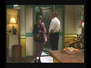 Ruby Dwyer, Harold Bishop in Neighbours Episode 4188