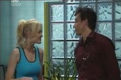 Dee Bliss, Darcy Tyler in Neighbours Episode 4189