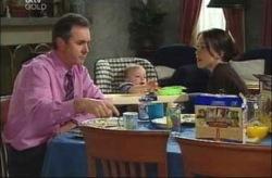 Karl Kennedy, Ben Kirk, Libby Kennedy in Neighbours Episode 4191